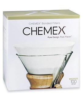 Chemex filter (Til 3, 6, 8 og 10 koppers)