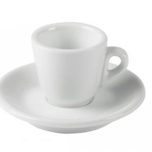 Joe Frex Espressokopper hvide (6 stk)