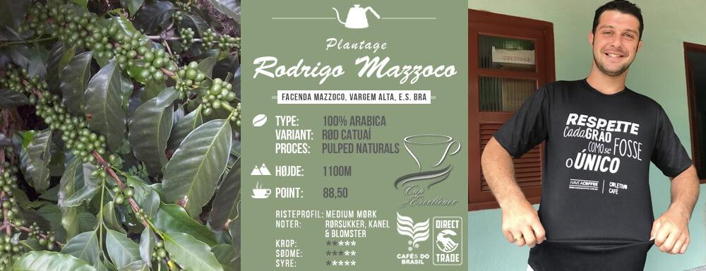 Maj kaffen 2018 fra Rodrigo Mazzoco