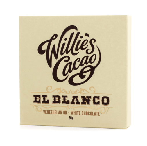 Willie's Cacao - El Blanco 50g