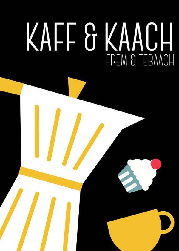 KAFF & KAACH - A5-KORT