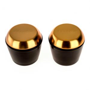 Fellow Joey Junior Mug Sort Kobber sæt m/2 stk. – Espresso/Cortado krus 70 ml
