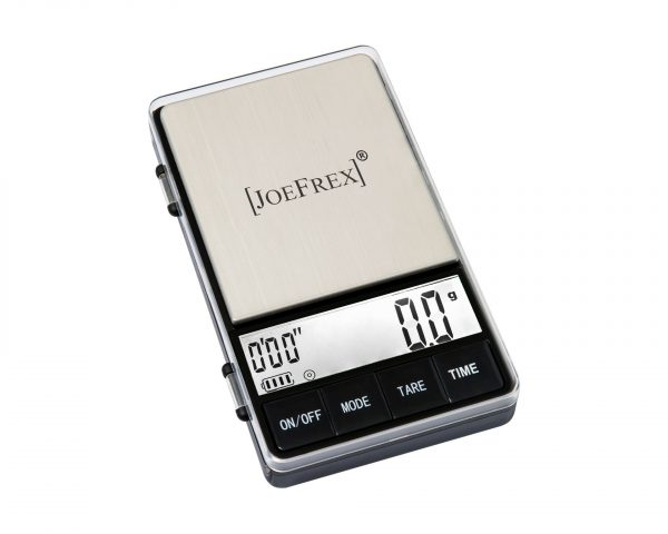 Joe Frex Digital kaffe Vægt m/Timer