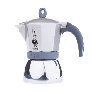 Bialetti Induction Gold 6 kopper Moka Espressokande