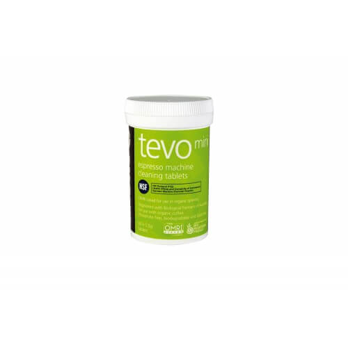 Cafetto Organisk Tevo Mini rensetabletter 60 stk