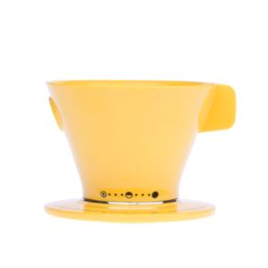 Wilfa Pour Over Rød - WSPO-R - Gul kaffebrygger