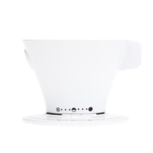 Wilfa Pour Over Hvid - WSPO-R - Hvid kaffebrygger