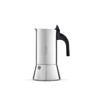 Bialetti Venus 6 koppers Moka Espressokande egnet til induktion