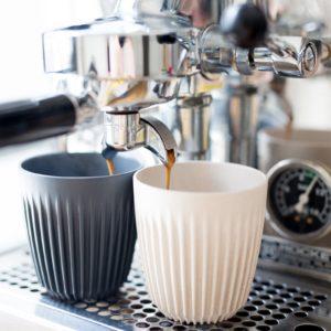 HuskeeCup Kop 350 ML - Produceret af kaffebær