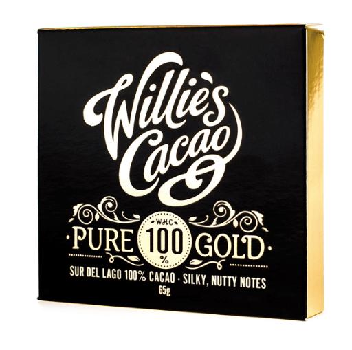 Willie's Cacao - 100% ren chokolade, Sur Del Lago, Venezuela