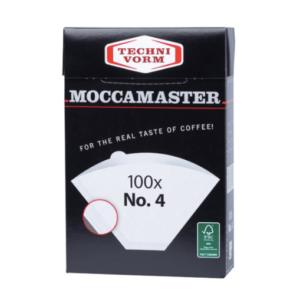 Moccamaster papirfilter # 4