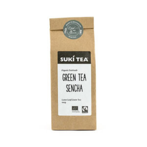 SUKI Green Tea Sencha 100 gr.