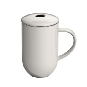 Loveramics Pro Tea Hvid - TeKrus med infuser og låg