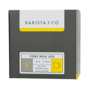 Mælkekande guldfarvet fra Barista & Co 600 ml