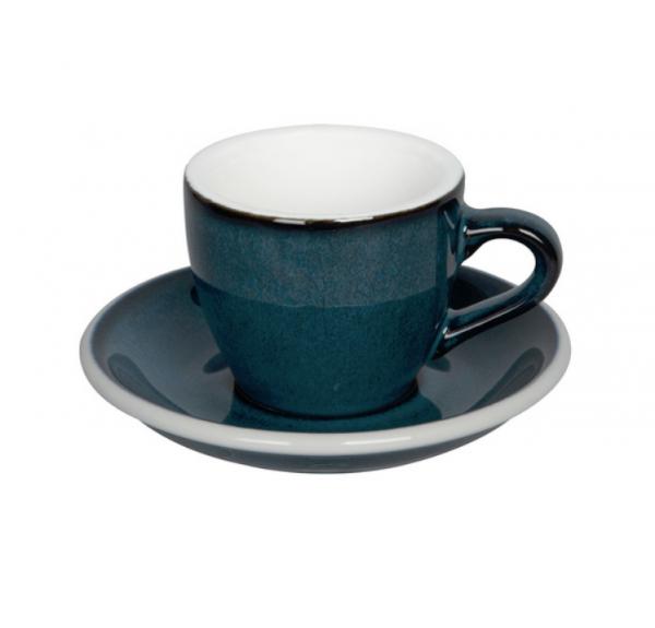 Loveramics Egg - Espresso 80 ml Kop og underkop Night Sky