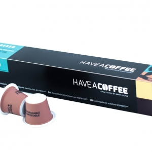 Have A Coffee  Espressokapseln – 10 Stück