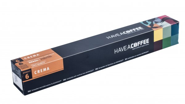 Have A Coffee Cremakapseln - 10 Stück