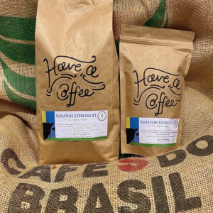 Signature Espresso #3 - Specialty Coffee - BrasilienSignature Espresso #3 - Specialty Coffee - Brasilien