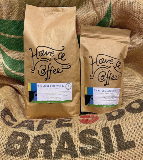 Signature Espresso #3 - Specialty Coffee - BrasilienSignature Espresso #3 - Specialty Coffee - Brasilien