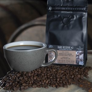 Rare Reserve #2 Specialty Kaffee – Rolling-Barrel-Aged-Coffee – LIMITED EDITION